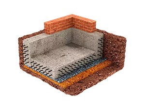 строительство цольного этажа